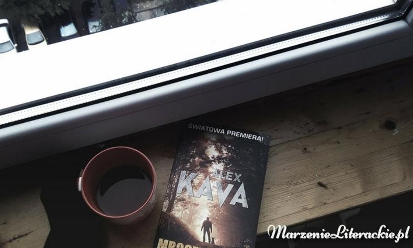 Alex Kava, Mroczny trop, Recenzja, Marzenie Literackie