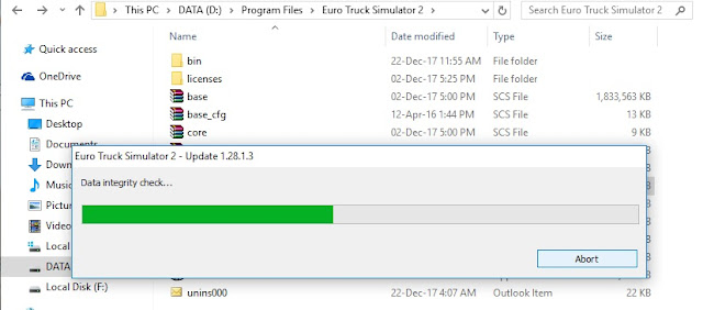 Check Update ETS2