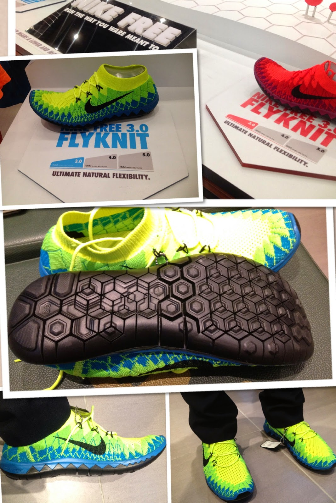 Nike Free Run Flyknit Review - Be the Ninja Roadrunner in