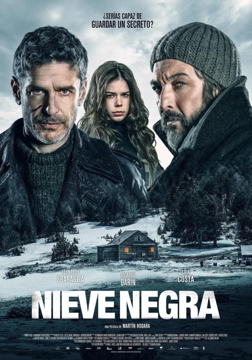 Nieve negra [2017] [DVDR] [NTSC] [Latino]