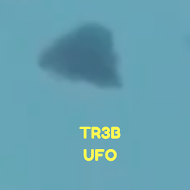 Jets Escorting A TR3b UFO