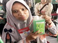 Ketiban Rejeki Nomplok, Dagangan Sabun Cuci Bu Eli Diborong Jokowi Rp.2 Miliyar