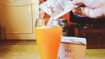 HyC150 Premium Hyaluron & Collagen Drink Review