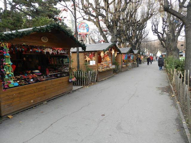 Weihnachtsdorf altes AKH