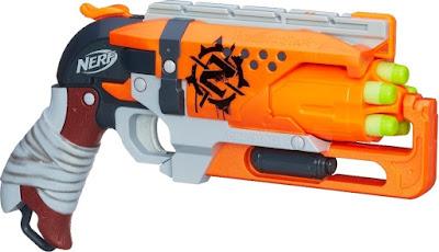Súng Nerf Zombie Strike Hammer Shot