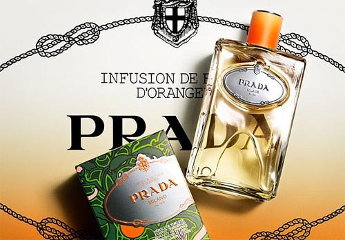 22f3a629709cb Prada presents a new limited fragrance which belongs to selective named  Ephemeral Infusion Collection Infusion de Fleur d`Oranger.