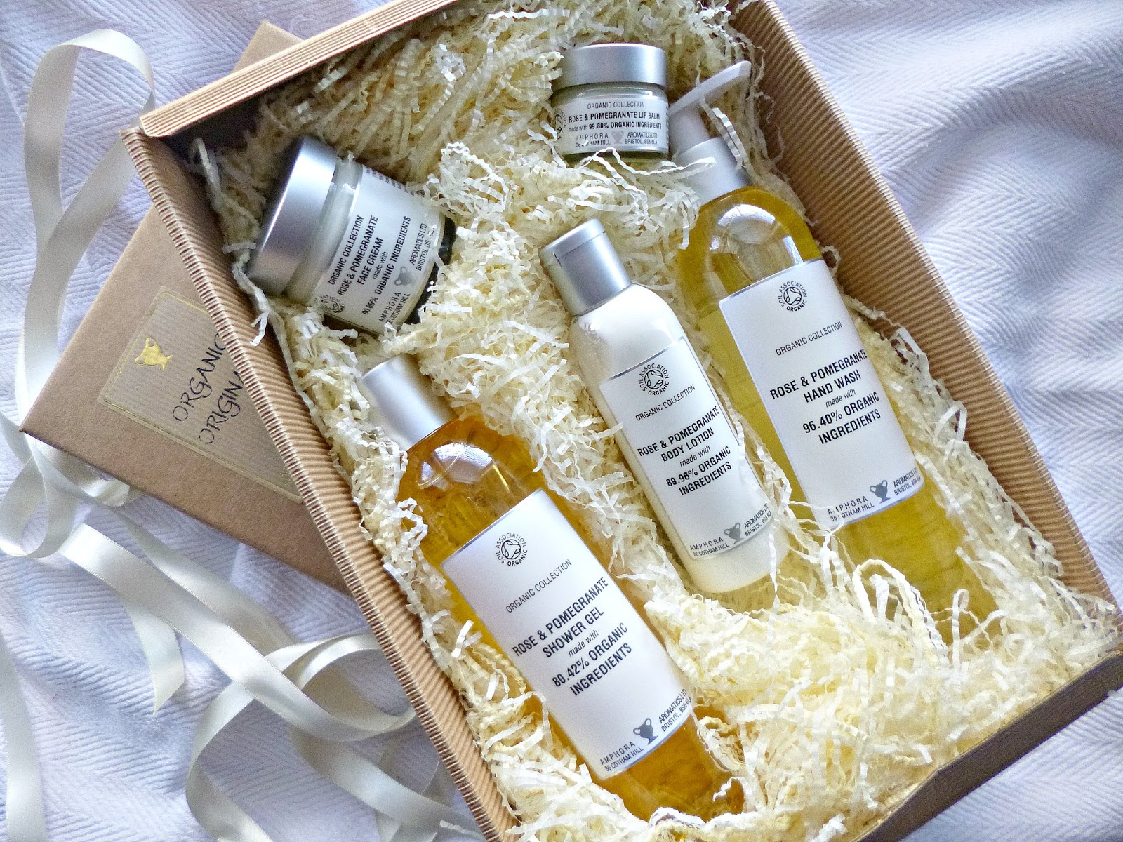 Gift Idea – Amphora Aromatics Organic originals set
