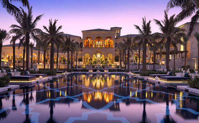 فندق ون آند أونلي رويال ميراج دبى one and only royal mirage hotel dubai