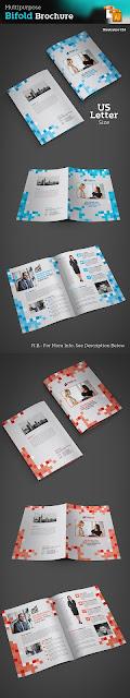 bifold brochure, template, creative, corporate, business, marketing.