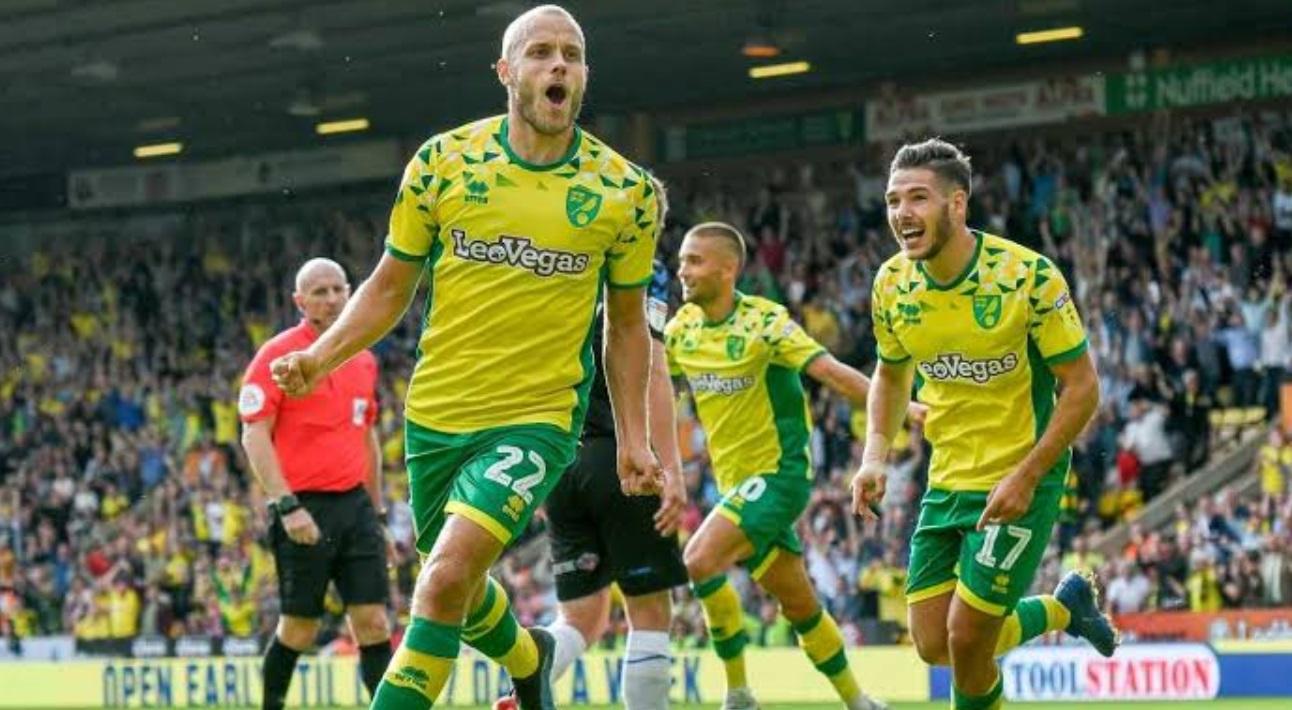 Norwich City Football Club wage bill 2020