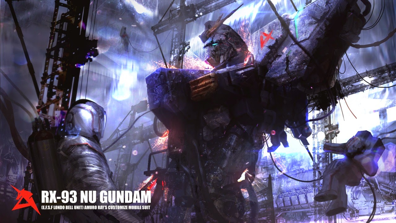 Fanart: Awesome Gundam Wallpapers by thedurrrrian - Gundam