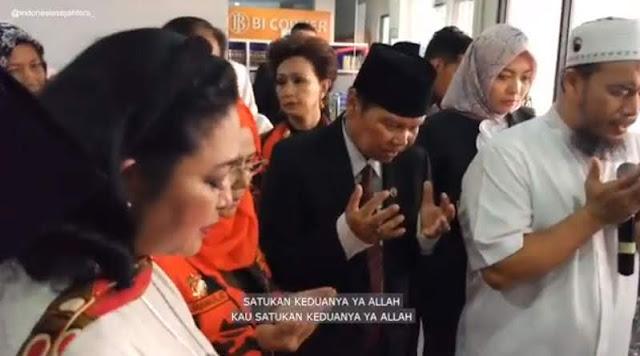 Sandiaga Rasakan Getaran Lain antara Prabowo dan Titiek Soeharto