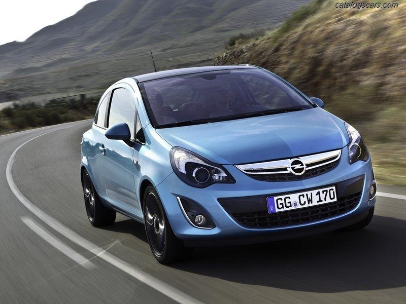 صور سيارة اوبل كورسا 2013 - اجمل خلفيات صور عربية اوبل كورسا 2013 - Opel Corsa Photos Opel-Corsa-2011-01.jpg