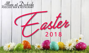 Easter Weekend 2018