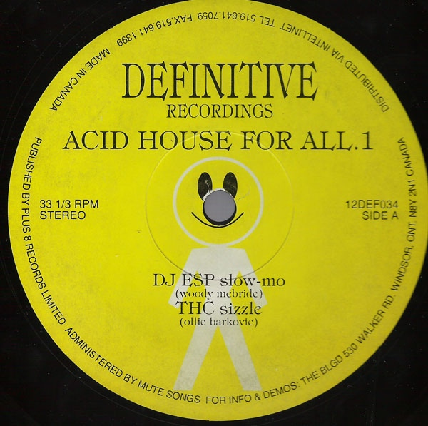 Vinyl x change download various acid house for for Acid house 2016