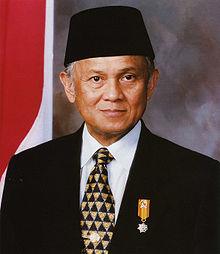 Nama Presiden dan Wakil Presiden Indonesia
