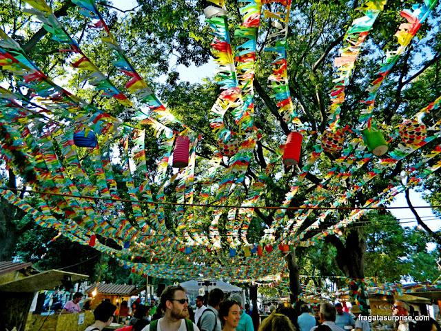 Festa de Santo Antonio no Bairro Alto, Lisboa
