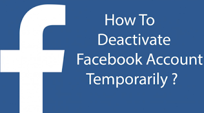 Deactivating Facebook Link Update