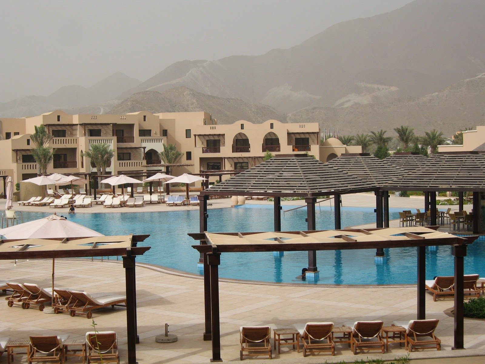 Miramar Beach Resort, Fujairah