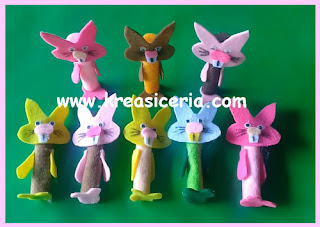 Cara Membuat Amplop Bunny, Amplop Lebaran dari Kain Flanel