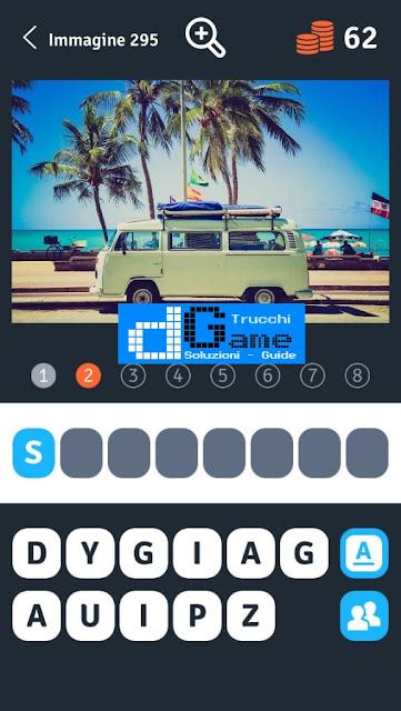 Soluzioni 1 Immagine 8 Parole soluzione livello 291-300