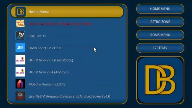 Droid Buddy 3 0 APK Download for FireTV, Android and One Box - Apps Apks