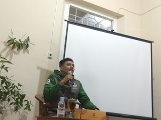 Sharing Alumni Mas Amron Basuki