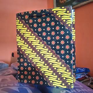 jual paper bag untuk toko batik
