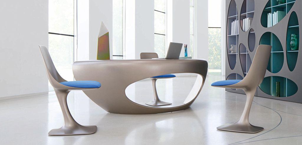 Darya girina interior design futuristic interior design - Roche bobois barcelona ...
