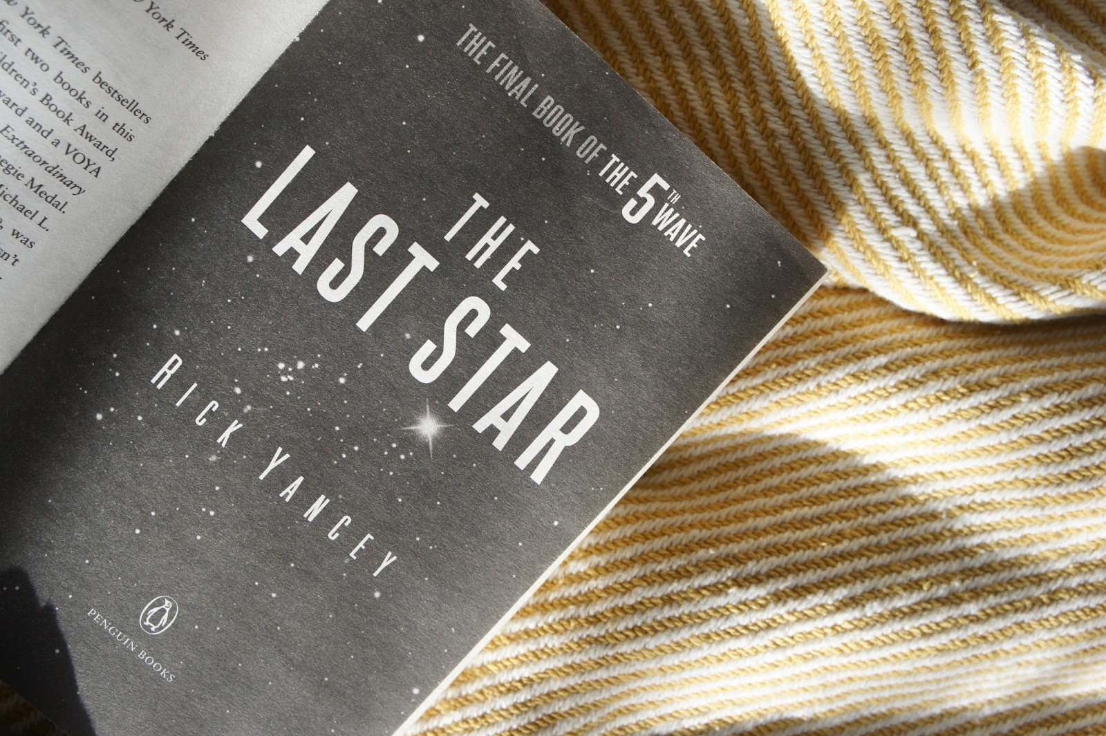 blogger's bookshelf the last star