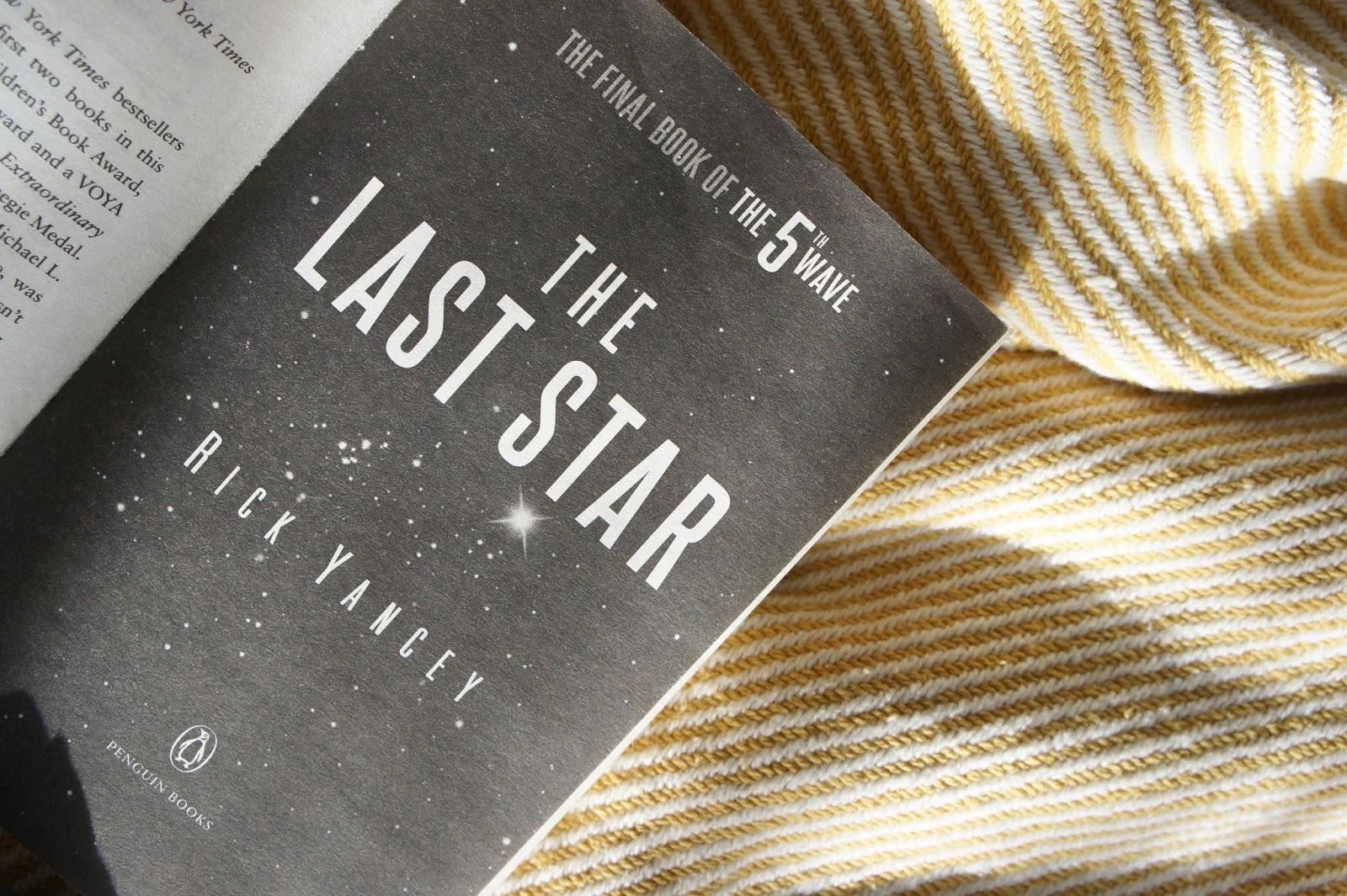 blogger's bookshelf the last star