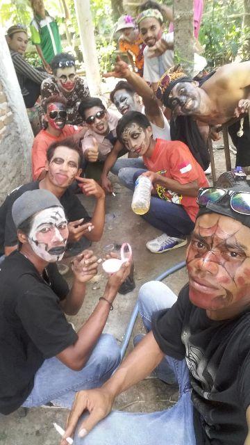 teman-teman macak, karnaval pulorejo 05
