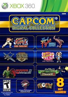 Capcom Digital Collection [Region Free][ISO] - Download Game