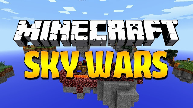 Descargar pack de mapas de Skywars