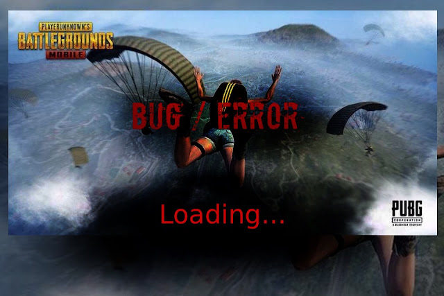 Cara mengatasi bug error pubg mobile