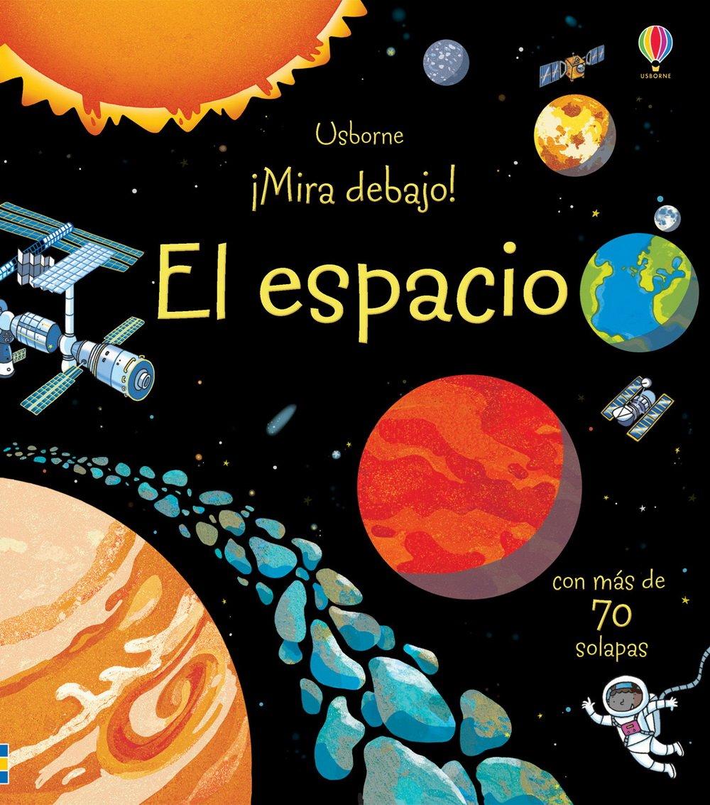 Pequefelicidad 30 Libros Sobre El Espacio Para Niños