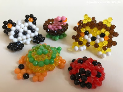 Review - Aquabeads 3D Animal Set