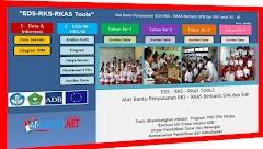 Aplikasi Pembuatan atau Penyusun EDS ke RKS dan RKAS Buatan SPM Dikdas Kemdikbud Bagi SD/MI
