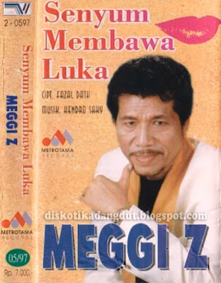 Meggi Z Senyum Membawa Luka 1996