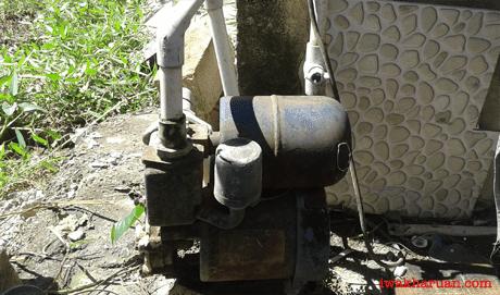 Solusi Mengatasi Mesin Pompa Air Hidup tidak Keluar Air
