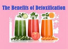 Detox drinks!