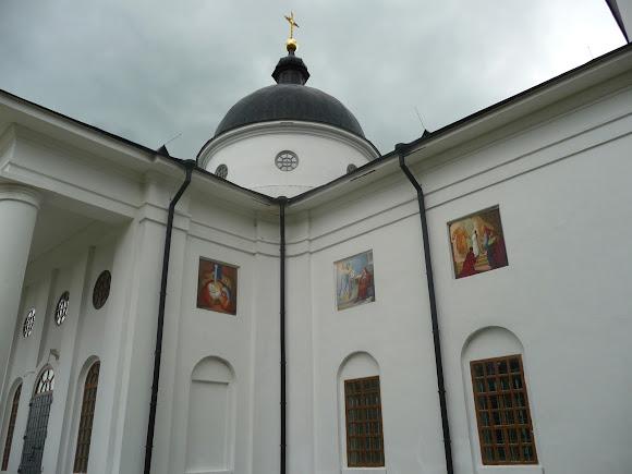 Батурин. Свято-Вознесенська церква. 1799 – 1803 р.р.