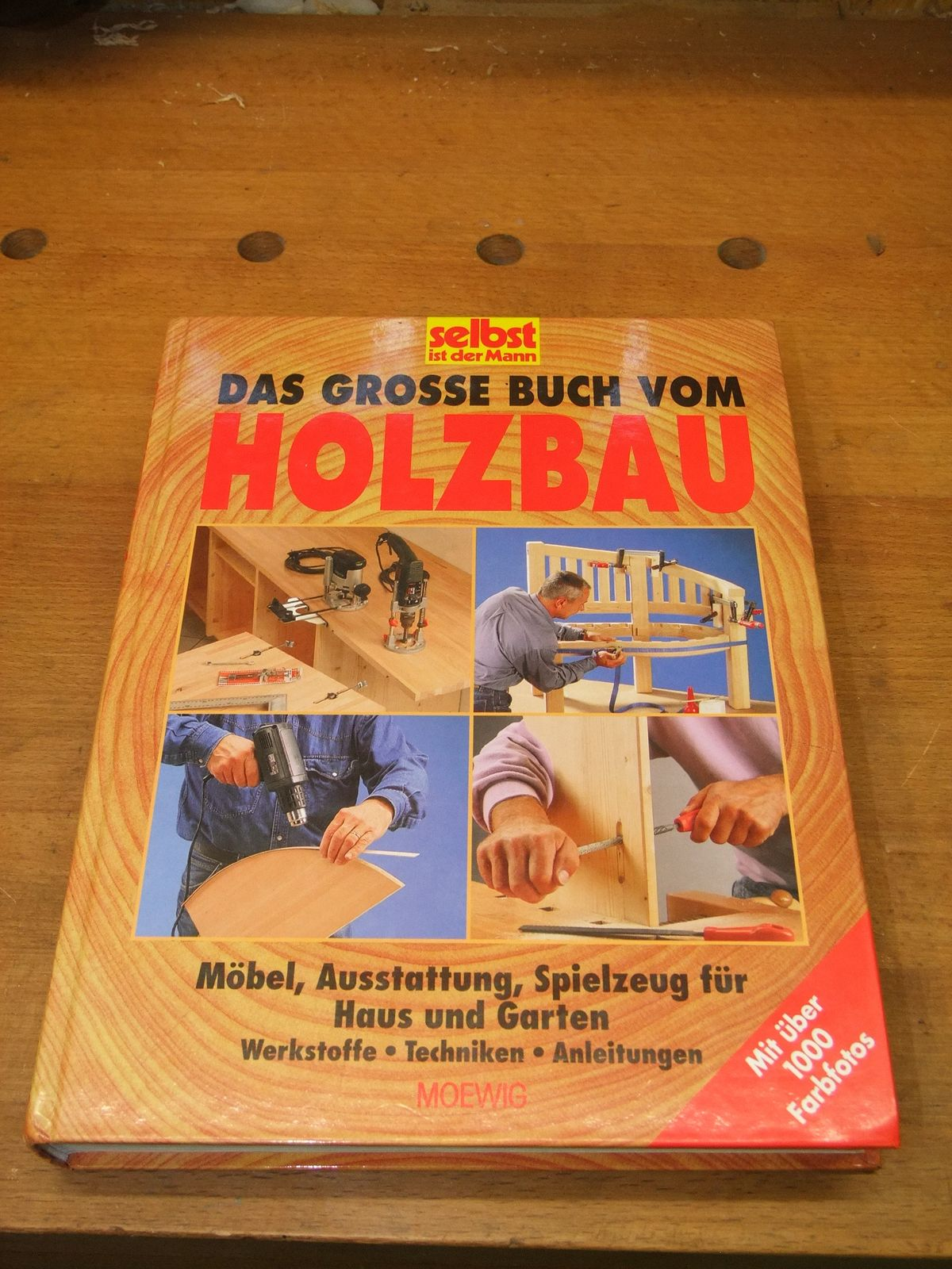 michas holzblog buchvorstellung das gro e buch vom holzbau. Black Bedroom Furniture Sets. Home Design Ideas
