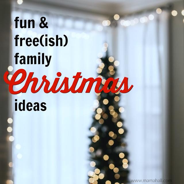 20 freeish fun christmas ideas