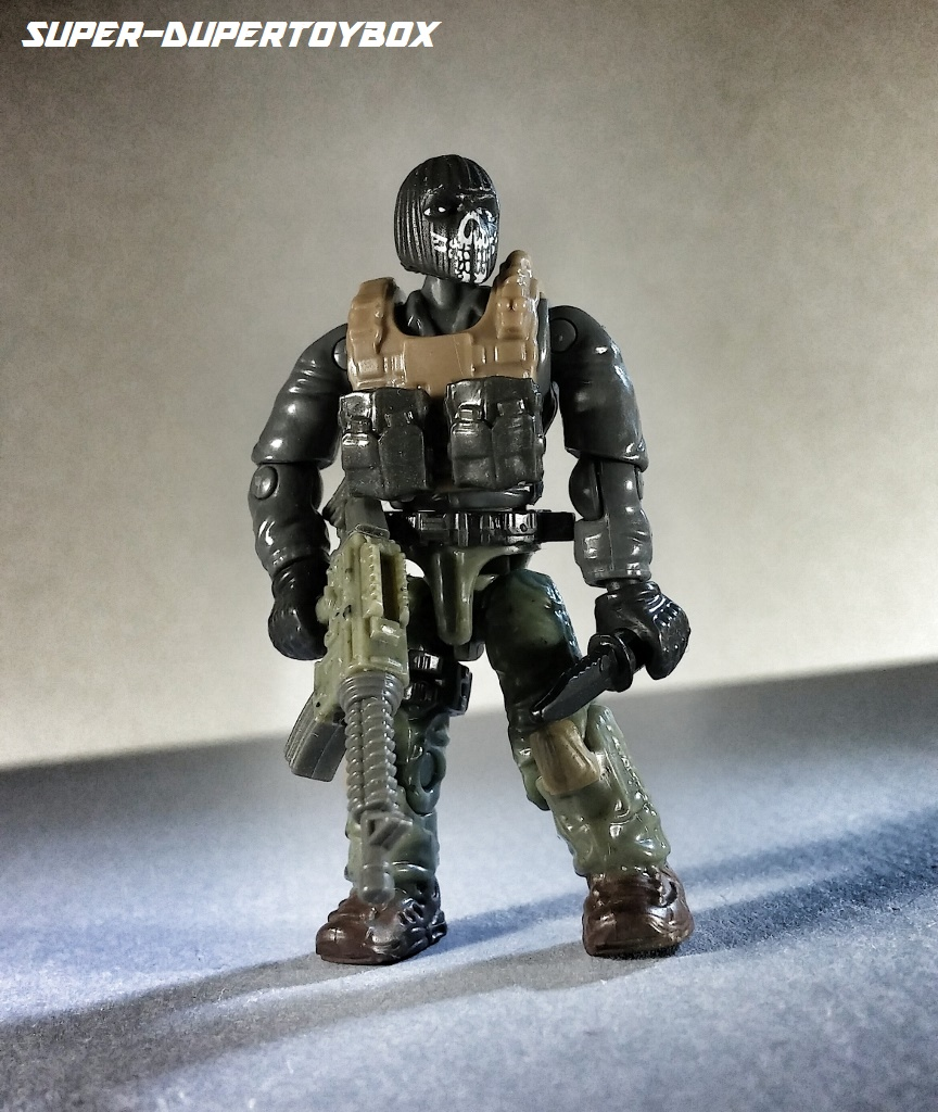 Super-DuperToyBox: Call of Duty Ghosts Exclusive Mega Bloks Figure