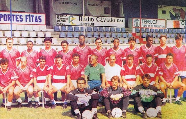 ... do Gil Vicente dos anos 90
