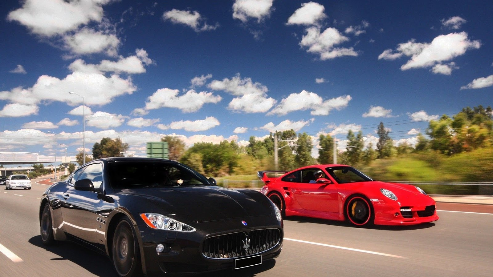 Royal Cars And Bikes Wallpapers Maserati Vs Corvette