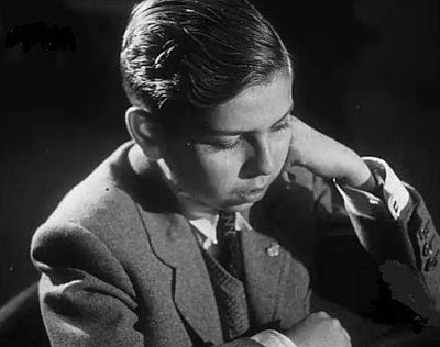 Un joven Arturito Pomar