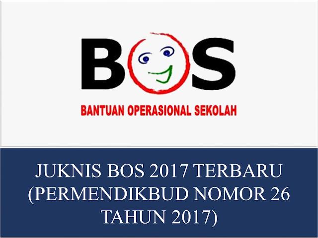 Juknis BOS 2017 Terbaru