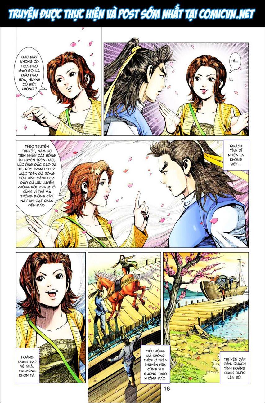 Anh Hùng Xạ Điêu anh hùng xạ đêu chap 39 trang 18